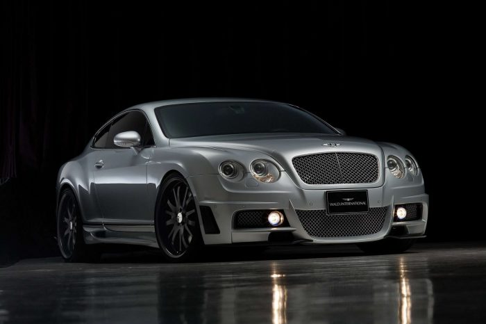 Bentley Car service in Dhaka, Bangladesh