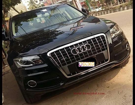 Audi Luxury Car Rent In Dhaka Bangladesh