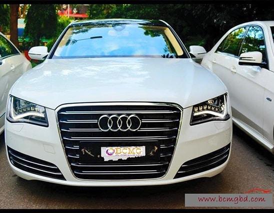 Audi Car Rental Service In Dhaka Bangladesh