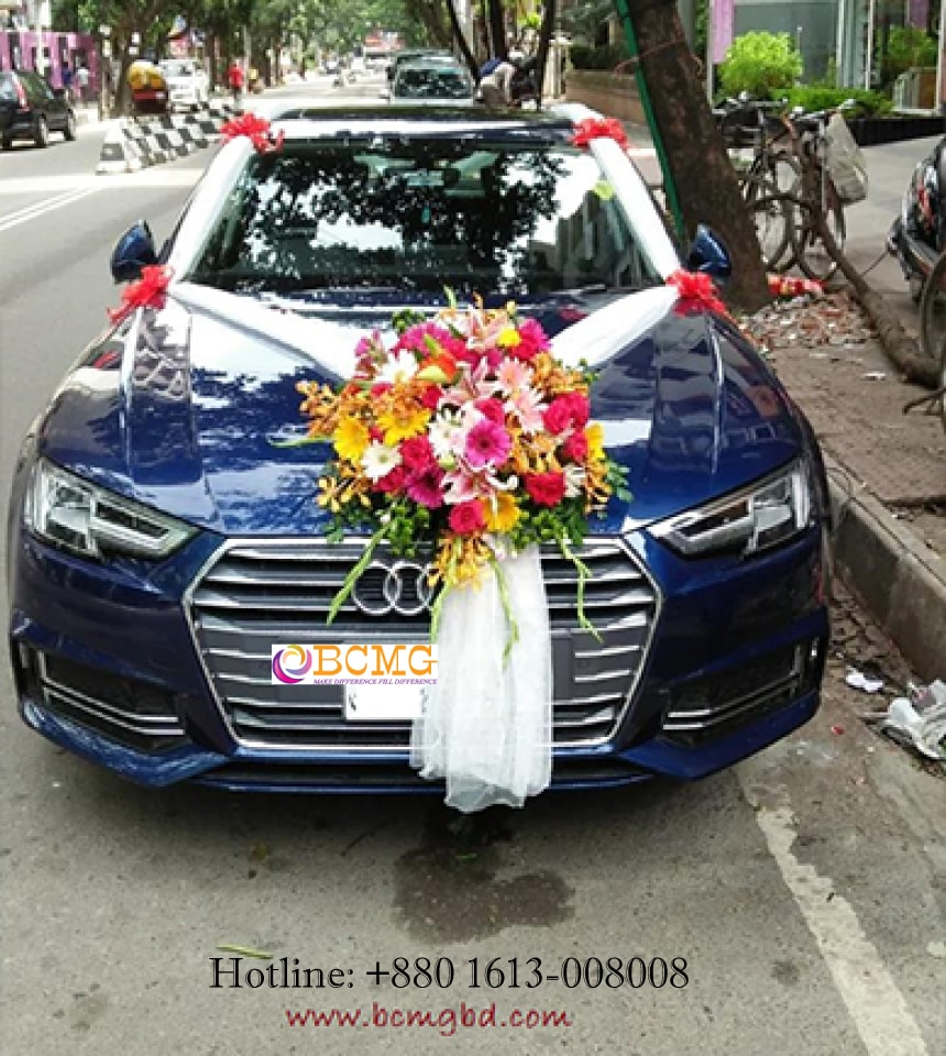 Wedding car rent in Uttara, Bangladesah