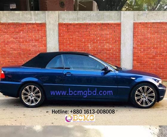 BMW Rent In Jahanabad Dhaka Bangladesh