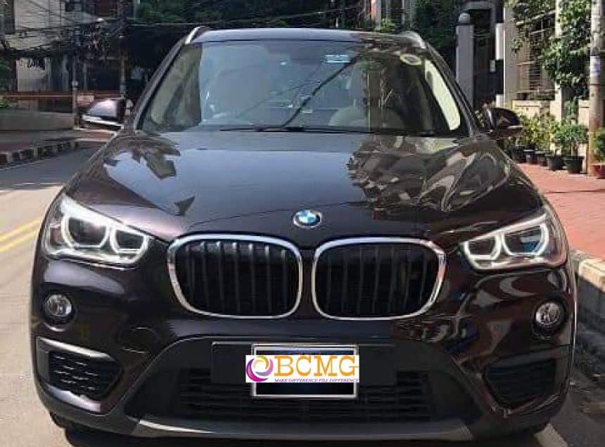 BMW Rent In Banani Dhaka Bangladesh