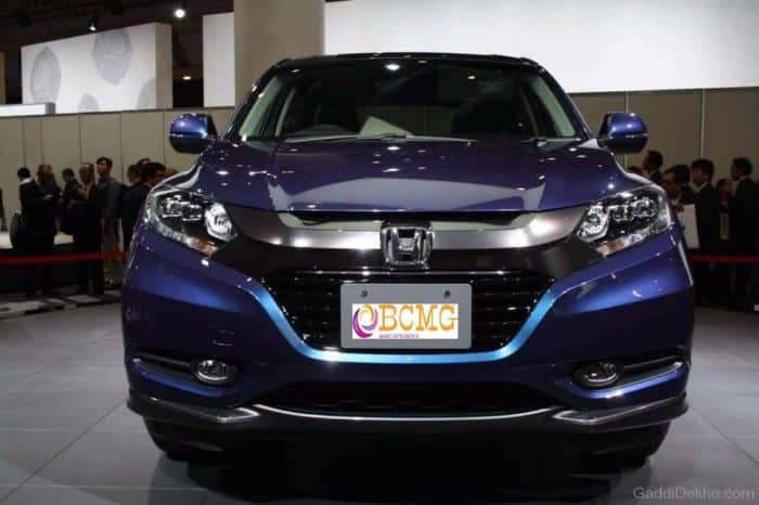Honda 4 seat Vezel Crossover on Hire for Eid Transport From Dhaka
