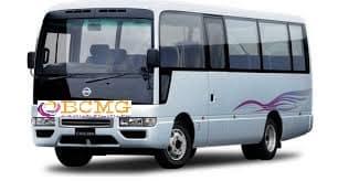 Get Monthly Ac Mini Bus Rental for Office Transport in Kamrangirchar