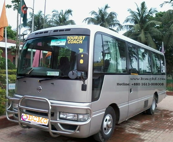 Bus hire in Shah Ali