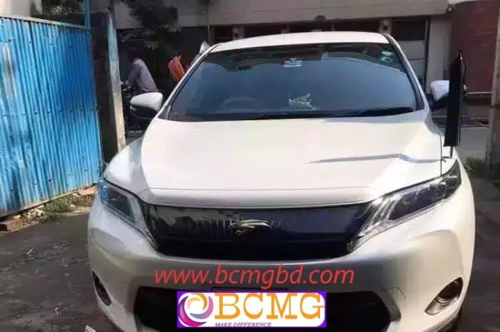 Exclusive Toyota Harrier SUV Hire in Dhaka to across Bangladesh