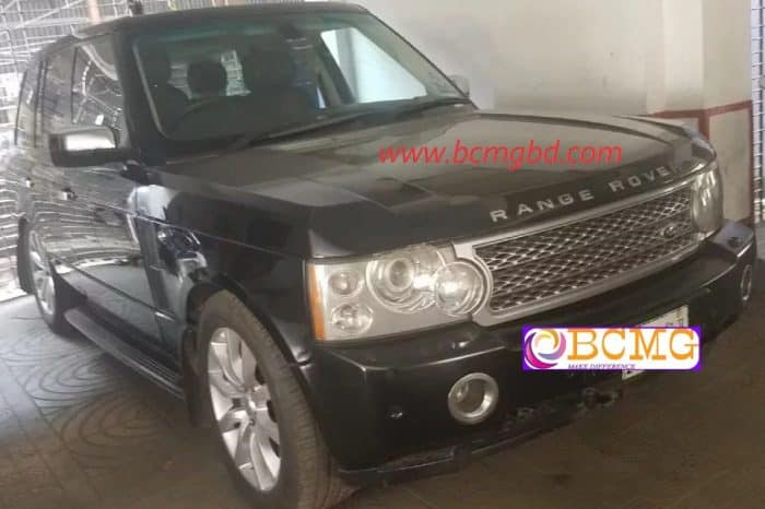 Luxurious Range Rover SUV Hire service available in Dhaka to across Bangladesh
