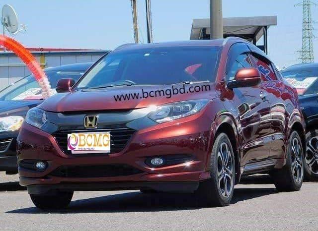 BCMG Ltd Provide Honda Vezel Crossover Rental in Uttara Dhaka