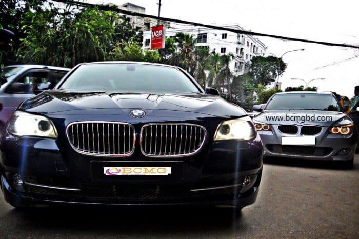 Grab Exotic BMW Car Rental for Wedding in Chawkbazar Dhaka