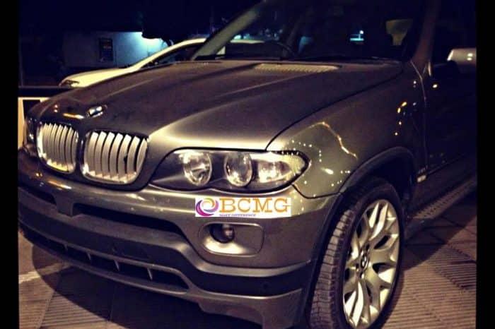 Grab Exotic BMW Car Rental for Wedding in Bangshal Dhaka
