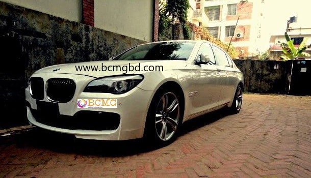 Grab Exotic BMW Car Rental for Wedding in Mirpur Dhaka