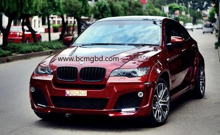 Grab Exotic BMW Car Rental for Wedding in Rampura Dhaka