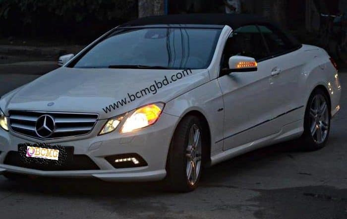 Luxurious Mercedes Benz Car Rental Agency in Kotwali Dhaka