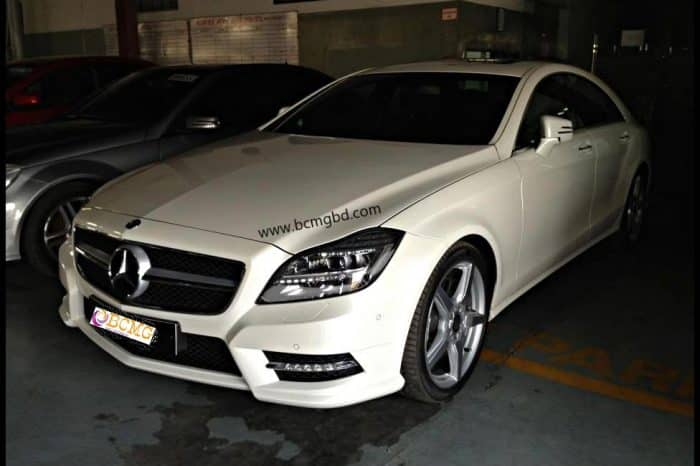 Luxurious Mercedes Benz Car Rental Agency in Chawkbazar Dhaka