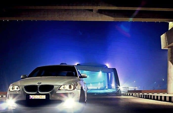 Grab Exotic BMW Car Rental for Wedding in Badda Dhaka