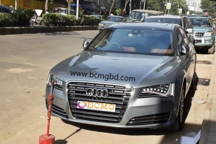 Get and Enjoy Audi Car on Rent for any Event in Shahbagh Dhaka