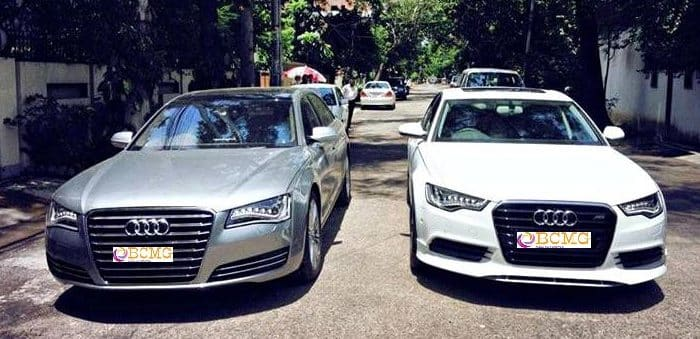 Get and Enjoy Audi Car on Rent for any Event in Shyampur Dhaka