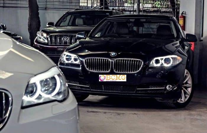Grab Exotic BMW Car Rental for Wedding in Sher-e-Bangla Nagar