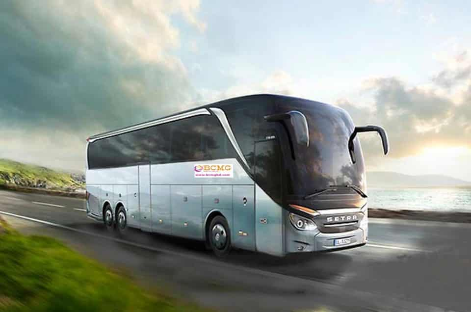 Ac Bus Service in banani Dhaka Ac Bus hire in banani Dhaka Ac Tourist bus rent banani Dhaka