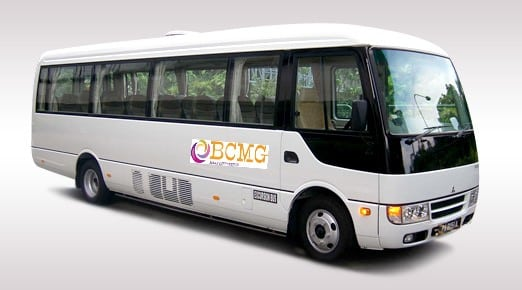 Mini Bus Rental Service For Hotel & Resort Pickup & Drop