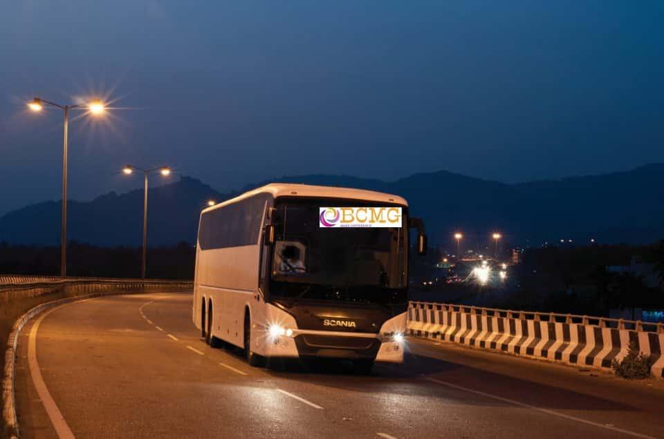 Tourist Bus hire in Dinajpur Dhaka Bangladesh
