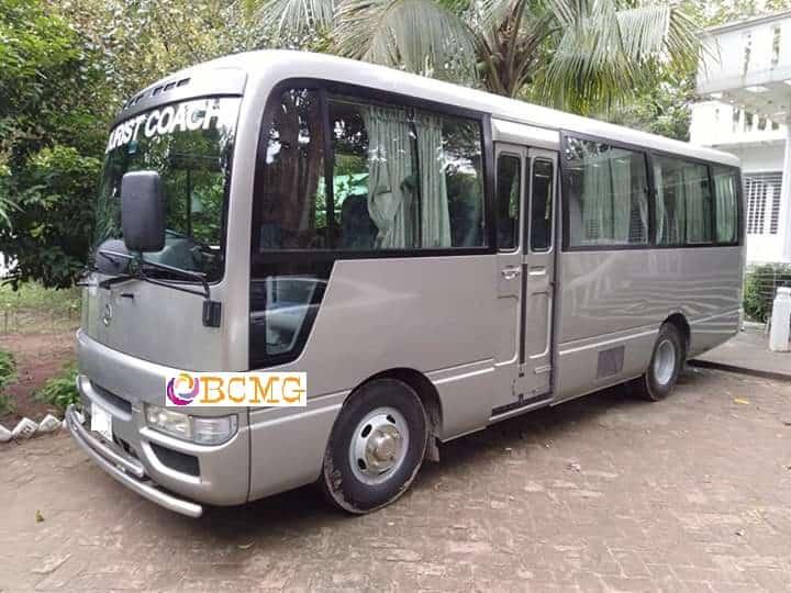 Ac Tourist Bus hire in banani Dhaka Bangladesh
