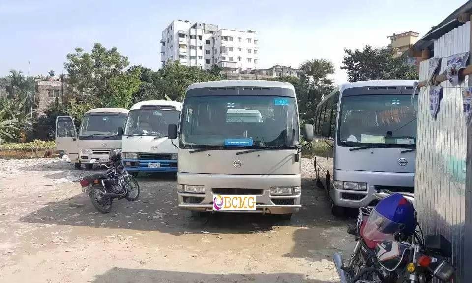Vip Bus Service In Dhaka,Bangladesh