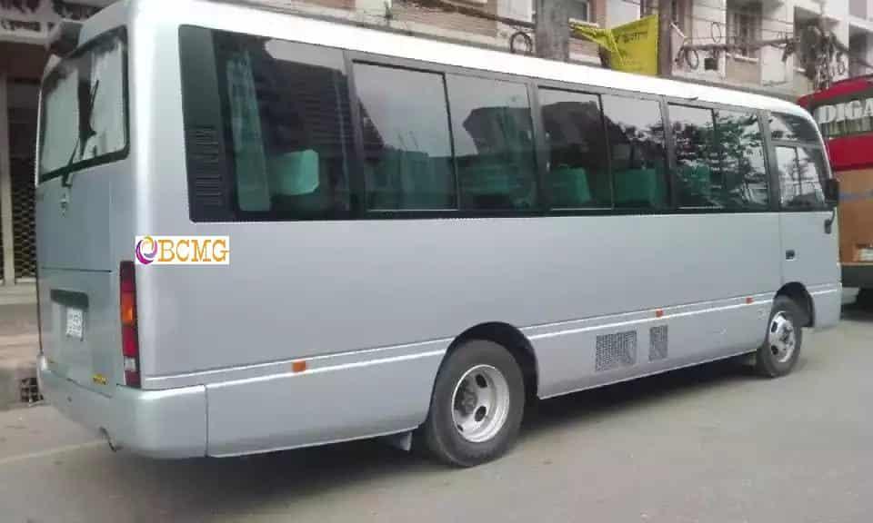 Tourist Bus Rent gulshan Dhaka Bangladesh