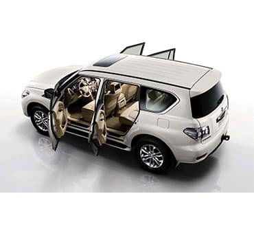 SUV Crossover Rental Agency In Gulshan Dhaka