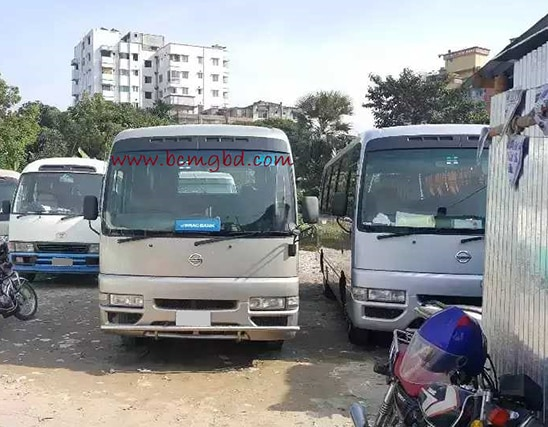 Get Monthly Ac Mini Bus Rental for Office Transport in Ramna Dhaka