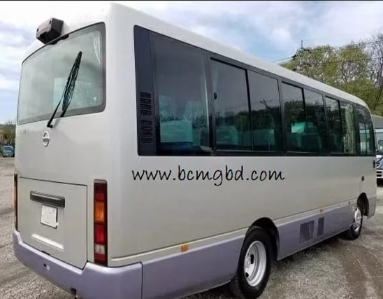 Get Monthly Ac Mini Bus Rental for Office Transport in Mohammadpur