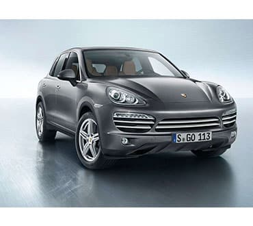 Extotic Porche available for rental service in Dhaka