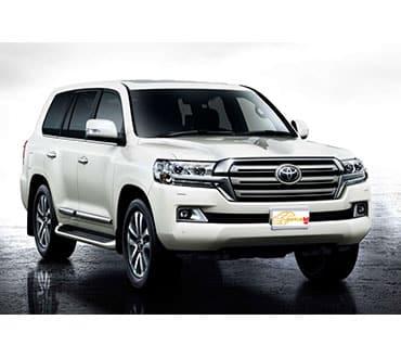 Toyota Land Cruiser Prado Rental For Corporate Use In Dhaka