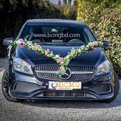 Get Mercedes Benz On Rent For Wedding In Shyampur Dhaka