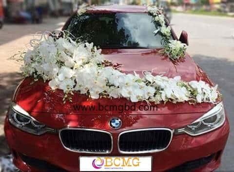 Grab Exotic BMW Car Rental for Wedding in Uttar Khan Dhaka