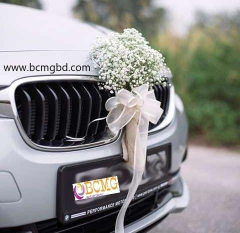 Grab Exotic BMW Car Rental for Wedding in Uttara Dhaka
