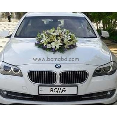 Get BMW On Rent For Wedding In Shah Ali Dhaka