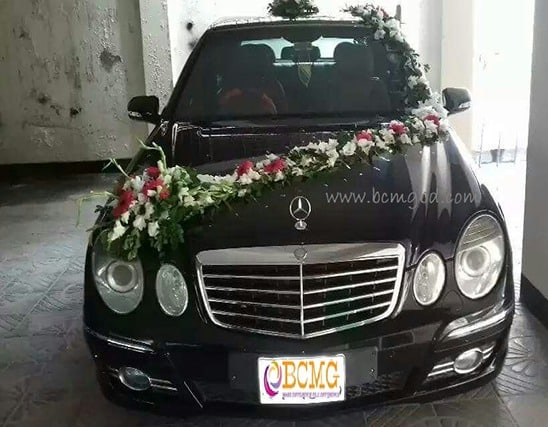 Luxurious Mercedes Benz Car Rental Agency in Turag Dhaka