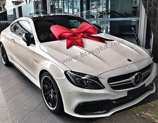 Luxurious Mercedes Benz Car Rental Agency in Agargaon Dhaka