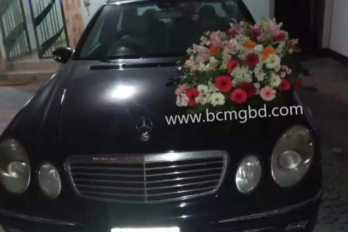 Luxurious Mercedes Benz Car Rental Agency in Ramna Dhaka