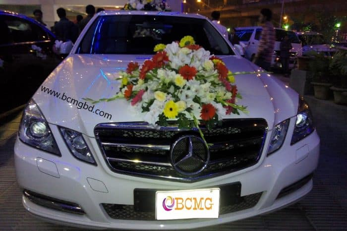 Luxurious Mercedes Benz Car Rental Agency in Malibag Dhaka