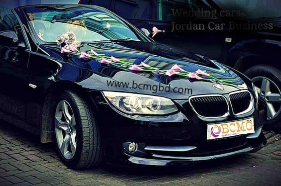 Get BMW On Rent For Wedding In Sher-e-Bangla Nagar Dhaka