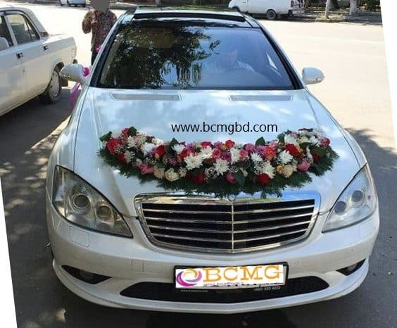 Get Mercedes Benz On Rent For Wedding In Sutrapur Dhaka