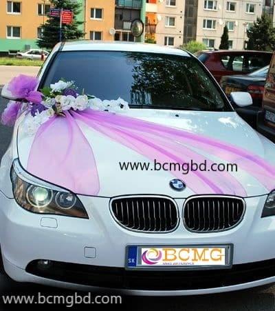 Grab Exotic BMW Car Rental for Wedding in Khilkhet Dhaka