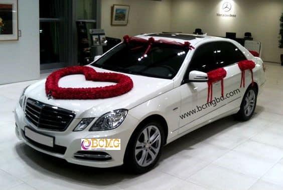 Get Mercedes Benz On Rent For Wedding In Hazaribagh Dhaka