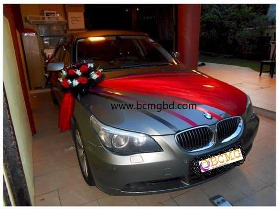 Grab Exotic BMW Car Rental for Wedding in Dhanmondi Dhaka