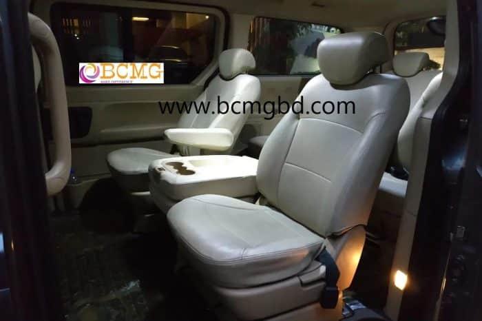 Hyundai H1 2015 8 Seat Micro-Bus Hire In Tongi Gazipur Dhaka