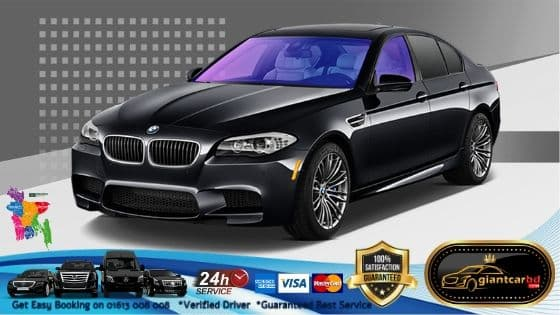 Luxurious BMW Sedan Hire for Event in Uttara Dhaka