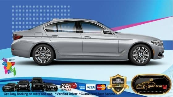 Luxurious BMW Car available on Rent for Wedding in Mirpur Dhaka