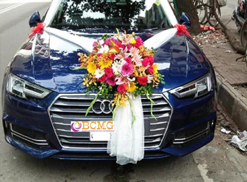 Audi Business Class Luxury Sedan Car rental Service In Dhaka Bangladesh